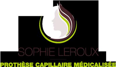 Logotype Sophie Leroux prothèse capillaire médicalisée