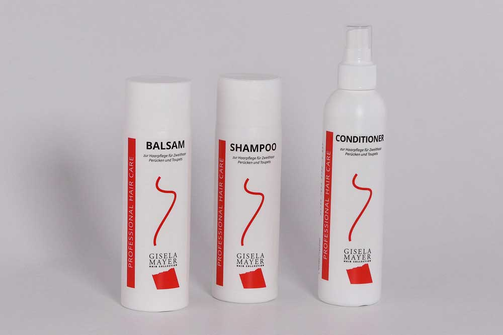 Shampoing soin et conditioner pour laver sa perruque